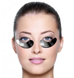Clamanti - Clarena Collagen Black Under Eye Pads with Hyaluronic Acid and Aloe Vera 2pcs