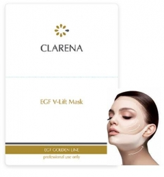 Clamanti - Clarena EGF V Lift 2 Phase Bio-Peptide Anti Wrinkle Rejuvenating Face Mask 1 pair