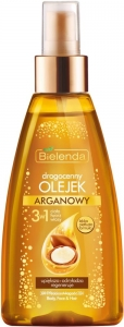 Clamanti - Bielenda Precious Argan Oils 3in1 for Body Face & Hair Intense Rejuvenating