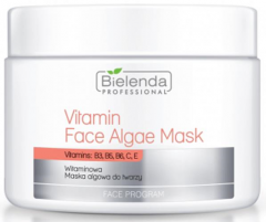 Clamanti - Bielenda Professional Face Algae Mask with Vitamins B3 B5 B6 C E 190g