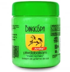 Clamanti - BingoSpa Horse Balm with Arnica Extract 500g