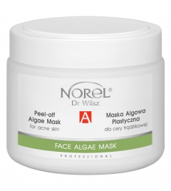 Clamanti - Norel Professional Peel Of Algae Mask for Acne Skin 250g