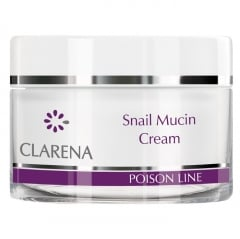 Clamanti - Clarena Poison Snail Mucin Regenerating Face Cream with Snail Mucus 50ml