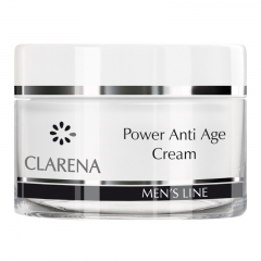 Clamanti - Clarena Mens Line Power Anti Age Cream 50 ml