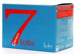 Clamanti - Lecher Professional Geneza 7 Toto Hair Bleacher Powder 500g