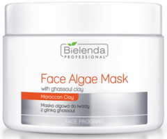 Clamanti - Bielenda Professional Face Algae Mask with Ghassoul Clay 190g