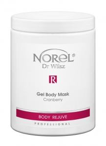 Clamanti - Norel Professional Body Rejuve Cranberry Body Mask 1000ml