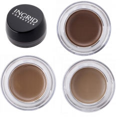 Clamanti - Verona Ingrid Professional Eyebrow Pomade 3 Colours Light Brown, Brown, Dark Brown 5g