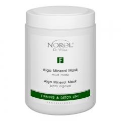 Clamanti - Norel Professional Firming & Detox Line Algae Mineral Mud Mask 1000ml