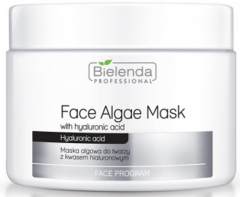 Clamanti - Bielenda Professional Face Algae Mask with Hyaluronic Acid 190g