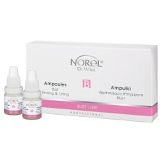 Clamanti - Norel Professional Bust Lane Firming and Lifting Bust Ampoules 4x5ml