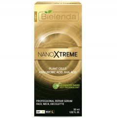 Clamanti - Bielenda Nano Xtreme Professional Serum for Face Eyes and Neck Day Night 30ml