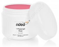 Clamanti - Nded Acid Free UV Nail Gel Rose 15ml