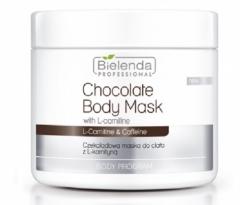 Clamanti - Bielenda Professional Chocolate Body Mask with L-carnitine and Caffeine 600g