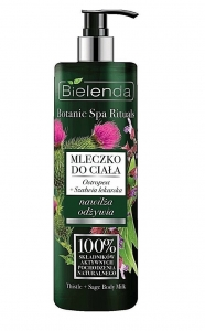Clamanti - Bielenda Botanic Spa Rituals Thistle & Sage Body Milk 400ml