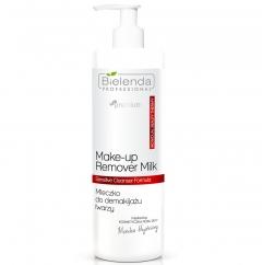 Clamanti - Bielenda Professional Sensitive Cleanser Formula Make Up Remover Milk 500ml