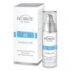 Clamanti - Norel Hyaluron 3% Intensive Moisturizing Gel Serum 30ml