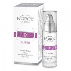 Clamanti - Norel ProFiller Wrinkle Filling Serum With Hyaluronic Acid Activator 30ml