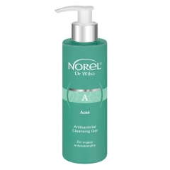 Clamanti Norel Acne Cleansing Gel Antibacterial 200ml
