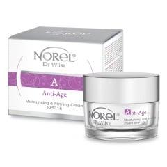 Clamanti Norel Anti Age Moisturising And Firming SPF 15 Face Cream 50ml