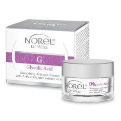 Clamanti-Norel Glycolic Acid Smoothing Anti-Age Cream With AHA Acids And Extract Of Iris 50ml