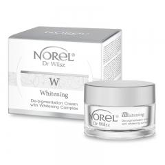 Clamanti - Norel Whitening De-Pigmentation Cream with Whitening Complex 50ml