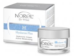 Clamanti - Norel Hyaluron Plus Active Moisturising Face Cream 50ml