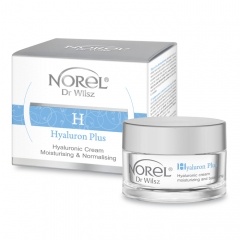 Clamanti - Norel Hyaluron Plus Moisturising And Balancing Face Cream 50ml