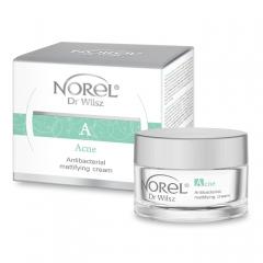 Clamanti Norel Acne Antibacterial Mattifying Cream 50ml
