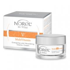 Clamanti - Norel Multi Vitamin Energizing and Nourishing Face Cream 50ml