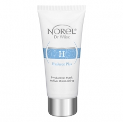 Clamanti - Norel Hyaluron Plus Active Moisturising Hyaluronic Face Mask 100ml