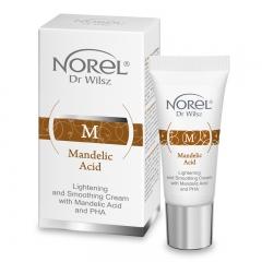 Clamanti - Norel Mandelic Acid  Lightening and Smoothing Cream With PHA 15ml