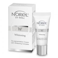 Clamanti Norel Whitening De-Pigmentation Cream with Whitening Complex  15ml