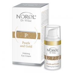 Clamanti - Norel Pearls and Gold Vitalizing Eye Cream with Colloidal Gold 15ml