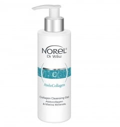 Clamanti Norel Atelocollagen Cleansing Gel with Collagen & Marine Minerals 200ml