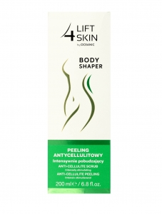 Clamanti - Oceanic AA Lift 4 Skin Body Shaper Anticellulite Body Scrub 200ml