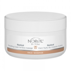 Clamanti Norel Professional Norkol Nourishing Cream For Face Massage 200ml