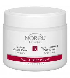Clamanti - Norel Professional Face & Body Rejuve Cranberry Peel Off Algae Mask 250g