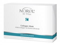 Clamanti Norel Professional Atelocollagen Mask Atelocollagen & Marine Minerals Set 150ml