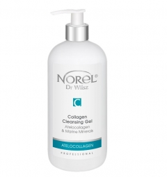 Clamanti Norel Professional AteloCollagen Cleansing Gel with Marine Minerals 500ml