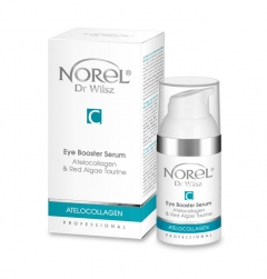 Clamanti - Norel Professional Atelocollagen Eye Booster Serum Reduces Dark Circles and Puffiness30ml