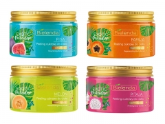 Clamanti - Bielenda Exotic Firming Moisturising Regenerating Nourisign Sugar Body Scrub 350g