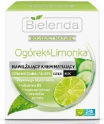 Clamanti - Bielenda Cucumber & Lime Mattifying Combination Oily Skin Cream Day/Night