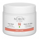 Clamanti - Norel Professional Pedi Care Softening and Smoothing Foot Mask 500ml
