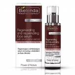 Clamanti - Bielenda Professional Power of Nature Regenerating and Rejuvenating Face Serum with Snail Slime Extract 30ml