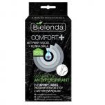 Clamanti - Bielenda Comfort Antiperspirant Socks with Active Carbon Against Sweating 2x10g