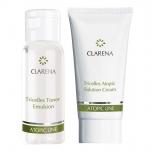 Clamanti - Clarena Travel Set Atopic Line Tricells Toner 30ml + Atopic Solution Cream 15 ml