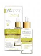 Clamanti - Bielenda Skin Clinic Professional Super Power Mezo Active Corrective Anti-Age Face Serum Day Night 30ml