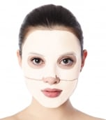 Clamanti - Clarena Hydrogel Anti Wrinkle Snail Mask 1pc