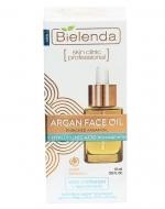 Clamanti - Bielenda Skin Clinic Professional Argan Face Oil with Hyaluronic Acid Night 15ml